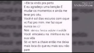 """-'letra Despacito Em português '""""Luiza Souza"""