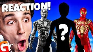 Spider-Man PS4 ALL DLC Suits Reaction! (Spider-Clan Suit, Iron Spider Armor, MK 1)
