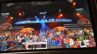 LIVE ON EAT BULAGA SCTV DJ NILAM PUSPITA AND THE ANGELS PERCUSSION