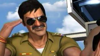 Singham foils bomb attack