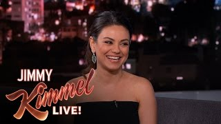 Mila Kunis on Her Ukrainian Mother