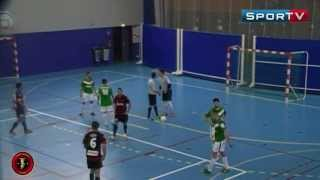 Futsal Thiago Souza (Bra) International Player Team Toulon messagem Thiala Live TV 2013