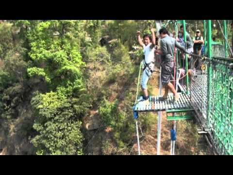 My first bungy.mp4