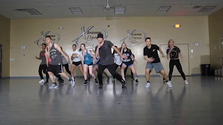 Chris Brown - Party ft. Usher & Gucci Mane - Devon Perri Choreography