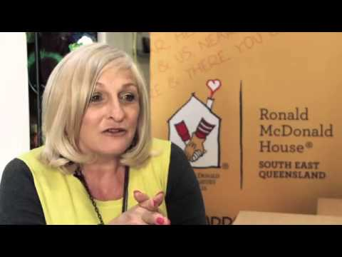 Group Testimonial - Ronald McDonald House