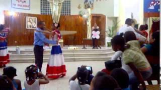 Baile El Farolito-Ministerio de Baile #JAD (Regalo pa' las Madres) REPROCA(RPC) Parte