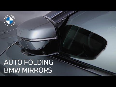 Auto Mirror Fold