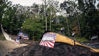 World First BMX Triple Front Flip - Nitro Circus
