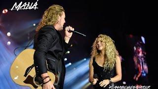 Maná feat. Shakira - Mi Verdad (from Barcelona)