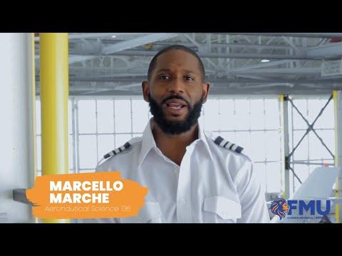 FMU Alumni Spotlight: Marcello Marche