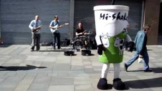 Dancing MI Shake Newcastle