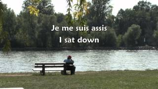 """""""Aline"""" by Christophe (with French & English subtitles)"""