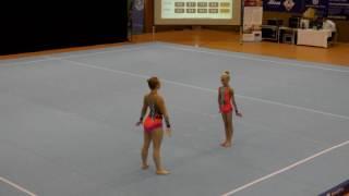 Sachsenpokal 2016   114   016   Women's Pair   Junior 1   Dynamic   GER   SC Hoyerswerda GER, Gina L
