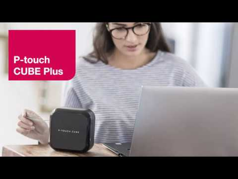 P touch CUBE Plus - PT-P710BT - produktvideo