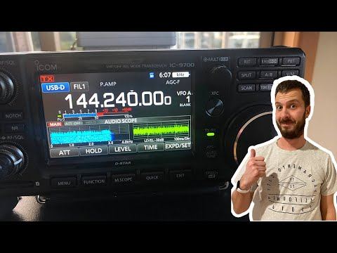 Icom IC-9700 - Everything You Need to Know