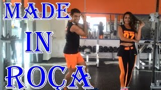 PROJETO FITNESS -  MADE IN ROÇA