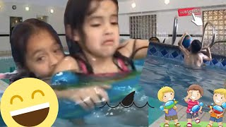 Indoor Swimming Pool, Fun Family Day, Beat Shakira feat. Maluma Chantaje 2017.