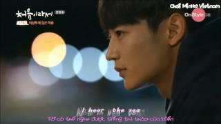[Vietsub] Song For You- Because It's The First Time OST [Happy SHINee Minho's 25th Birthday]