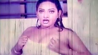 Bangla hot movie Dhomok  Part One width=