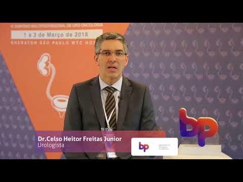 Dr. Celso Heitor Freitas Jr no IX Congresso Internacional de Uro-Oncologia