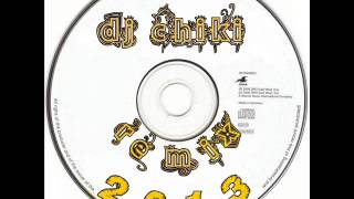 dj chiki cd1 - Bob Marley - Is this Love latino remix 2013