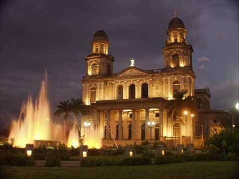 catholic cathedral… Managua, Nicaragua (Central America)