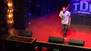 "Isaiah Rashad ""Brad Jordan"" - Live in El Paso"