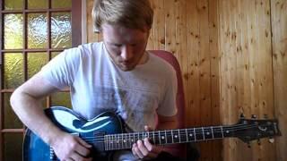 Breakdown of Sanity - Blind [Guitar Cover]