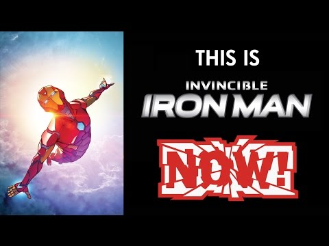 Riri Williams Soars! Presenting a Special Trailer For INVINCIBLE IRON MAN!