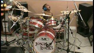 All Time Low - Dear Maria Count Me In, 5 Year Old Drummer, Jonah Rocks
