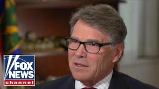 Energy Secretary Rick Perry responds to Sondland's testimony