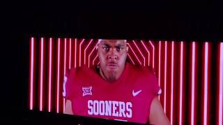 OU intro video - Sooners vs. Texas Tech