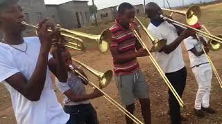 Seaparankwe brass band