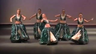BEETHOVEN REMIX - Get Bent Belly Dancing - Year End Show