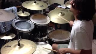 TRANSATLANTIC - My New World (Andres Solis Drum Cover)