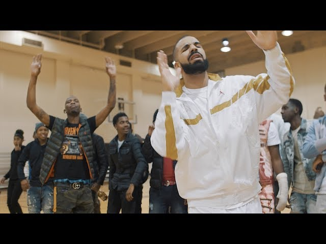Drake and BlocBoy JB and – Look Alive