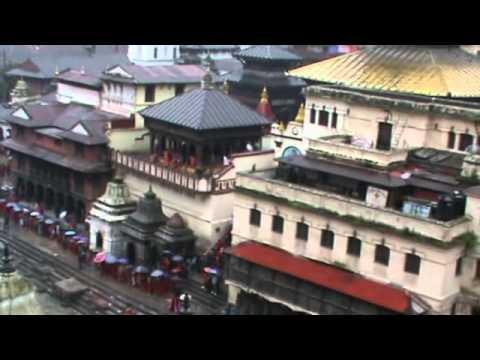 Pashupatinath Temple, a World Heritage Site, Kathmandu, Nepal