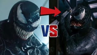 Venom 2007 vs. Venom 2018 6 The Crossover