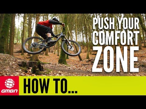How To Progress Your Riding | Pushing Your Comfort Zone