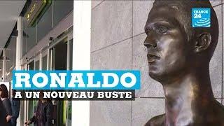 À Madère, un nouveau buste pour Cristiano Ronaldo