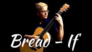 (Bread) If (fingerstyle guitar solo cover)