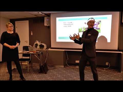 Advokat Renathe Danielsen og psykolog Daniel Horgen Jonsson om godt foreldresamarbeid