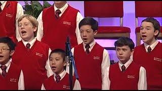 """Rhys and American Boychoir sing """"Adiemus"""""""