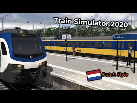Train Simulator 2020 - Dutch Style Intro