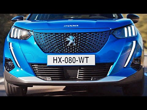 NEW PEUGEOT 2008 (2020) Ready to fight Renault Captur