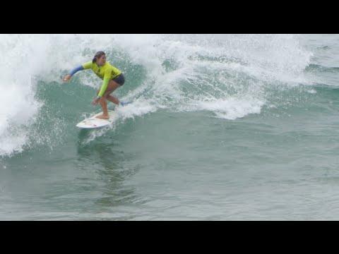 Golden Groms  - Costa Rican Surfer Girl Brisa Hennessy