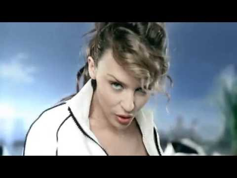 Kylie Minogue - Can't Get Blue Monday Out Of My Head (feat. New Order) HD Video