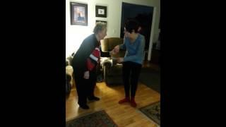 Grandma Dance- I'm Too Sexy For My Cane