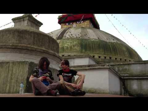 4xNews First Day in Nepal (Kathmandu)