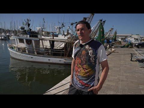 Menos capturas de peixe, melhores condições de trabalho e menos mortes